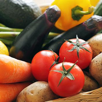 地野菜 イメージ